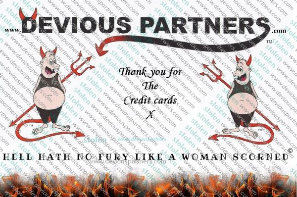 thank you cards,credit cards